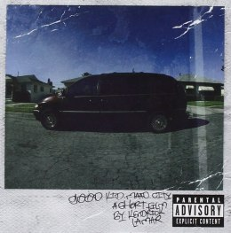 Kendrick Lamar - Good Kid, m.A.A.d City DELUXE 2CD