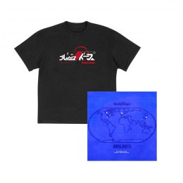 Pakiet FND Airlines CD + T-Shirt FND Airlines Japan LTD