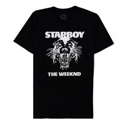 T-Shirt XO Starboy Panther / The Weeknd